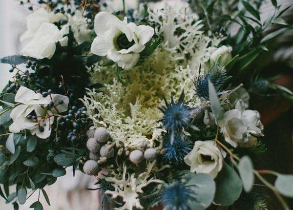 chic wedding bouquet ideas
