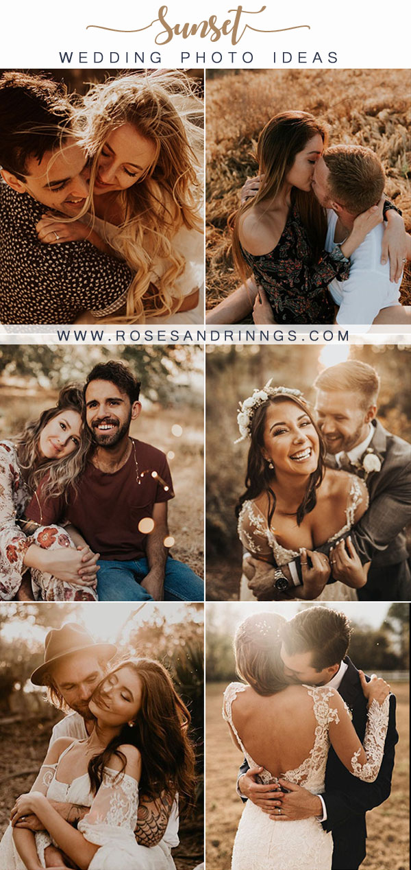 50 Unique Wedding Photo Ideas You Ll Love Roses Rings