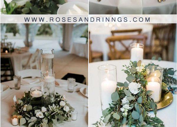 candles wedding centerpiece ideas4