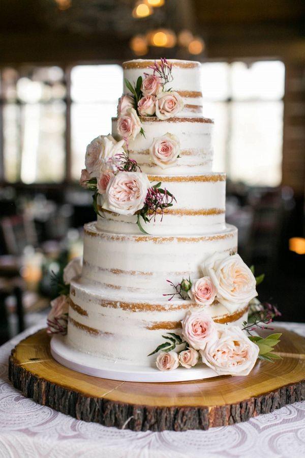 10 rustic fall wedding ideas youll love 4   Wedding donuts, Green wedding cake, Donut wedding cake