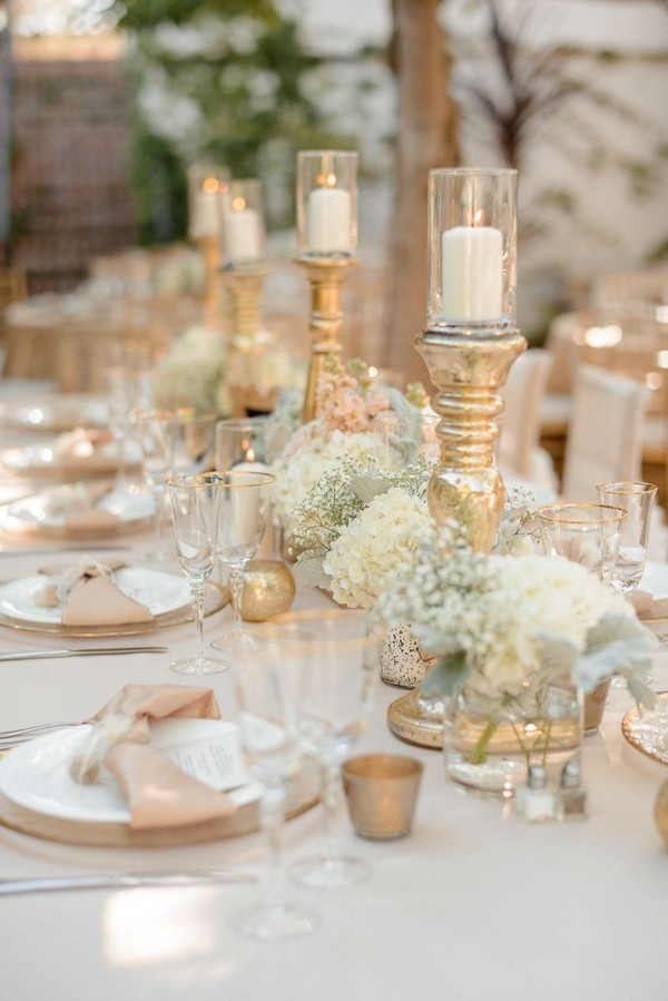 20 Save Money Baby S Breath Wedding Centerpieces Roses Rings