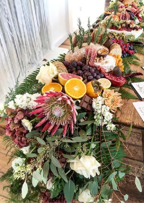 Wedding Grazing Table Inspiration