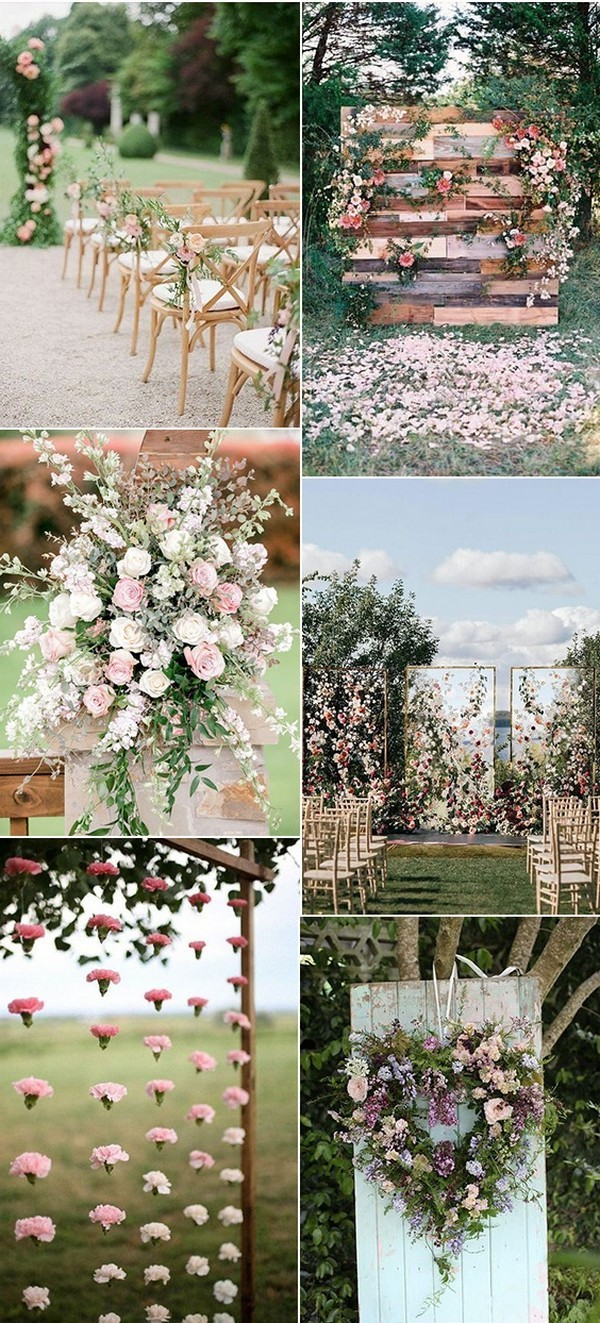 50+ Outdoor Greenery Wedding Ideas for Spring 2020 | Roses ...