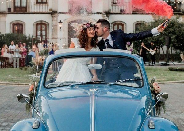 Colorful Smoke Bomb Wedding Photo Ideas 11