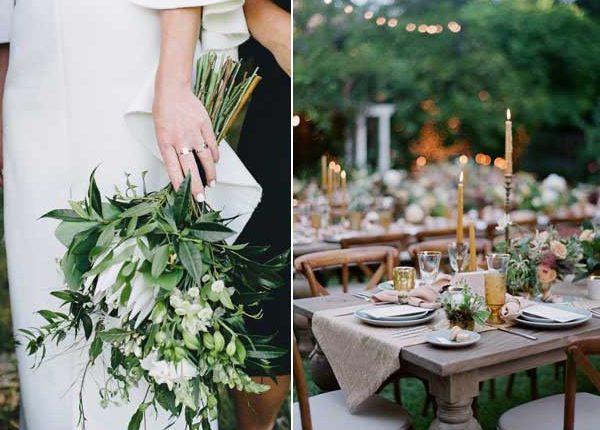 Stunning Garden Wedding Decor Ideas