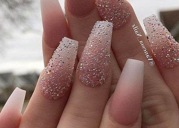 wedding nail art design 13
