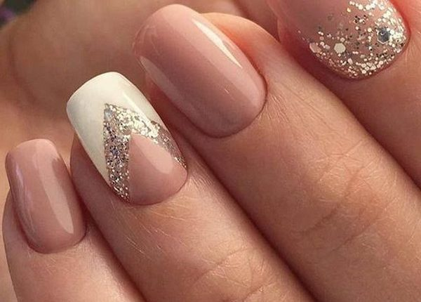 wedding nail art design 22