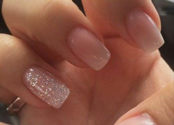 wedding nail art design 25