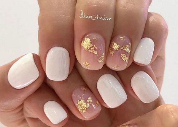 wedding nail art design 26