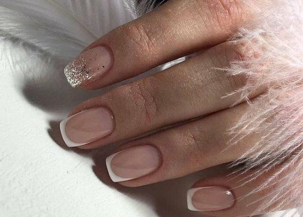 wedding nail art design 4