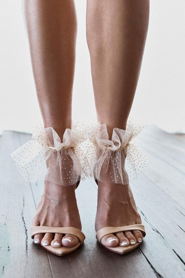 Grace Loves Lace Wedding Shoes #wedding #shoes #weddingshoes