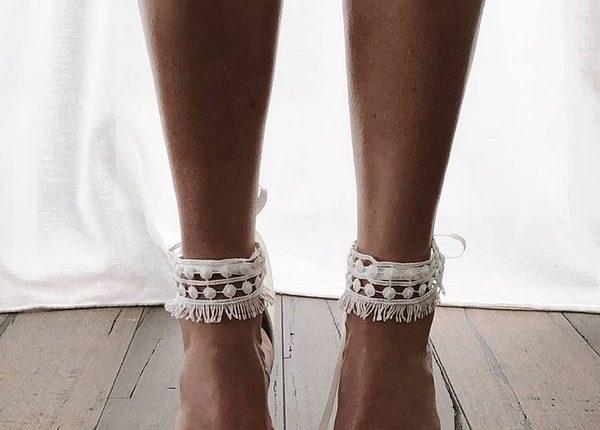 Grace Loves Lace Wedding Shoes 6