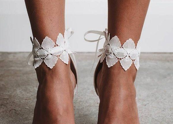 Grace Loves Lace Wedding Shoes 7