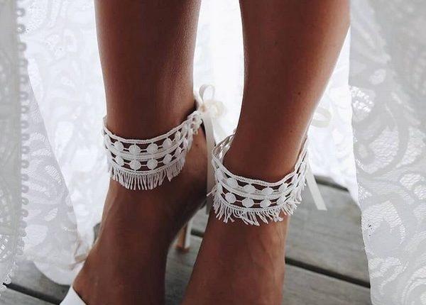 Grace Loves Lace Wedding Shoes 9