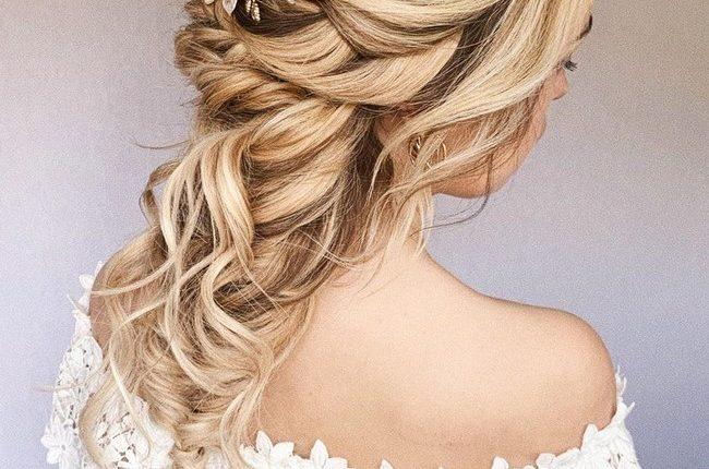 Olga Hampshire Half Up Half Down Wedding Hairstyles 20