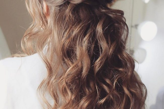 Olga Hampshire Half Up Half Down Wedding Hairstyles 31