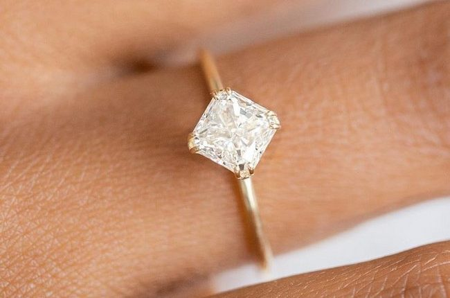 Vintage Engagement Rings and Wedding Bands from Melanie Casey Jewelry 10