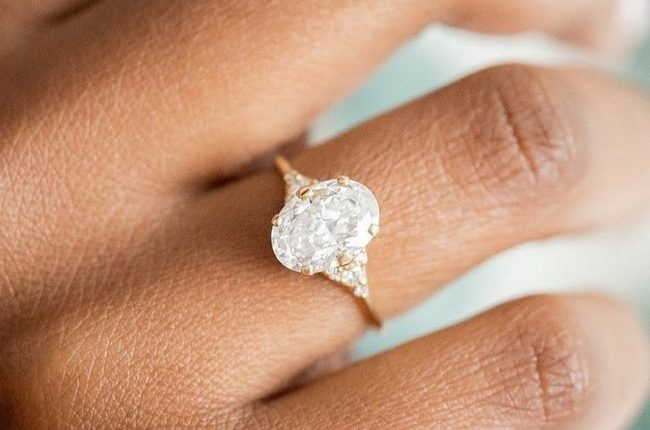 Vintage Engagement Rings and Wedding Bands from Melanie Casey Jewelry 11