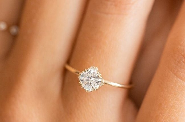 Vintage Engagement Rings and Wedding Bands from Melanie Casey Jewelry 12