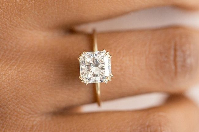 Vintage Engagement Rings and Wedding Bands from Melanie Casey Jewelry 13