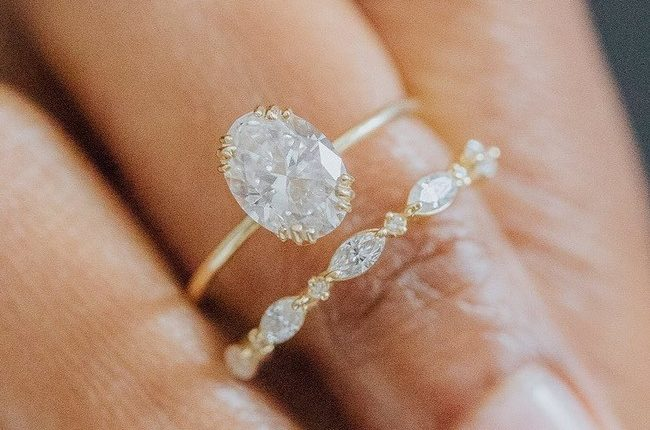 Vintage Engagement Rings and Wedding Bands from Melanie Casey Jewelry 14