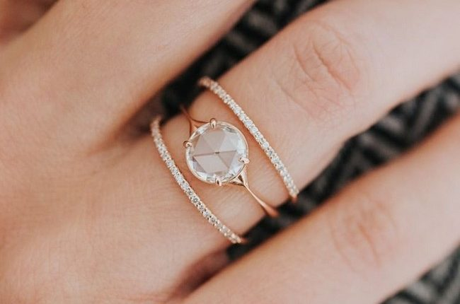 Vintage Engagement Rings and Wedding Bands from Melanie Casey Jewelry 17