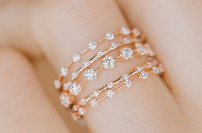 Vintage Engagement Rings and Wedding Bands from Melanie Casey Jewelry 18