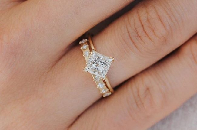 Vintage Engagement Rings and Wedding Bands from Melanie Casey Jewelry 19