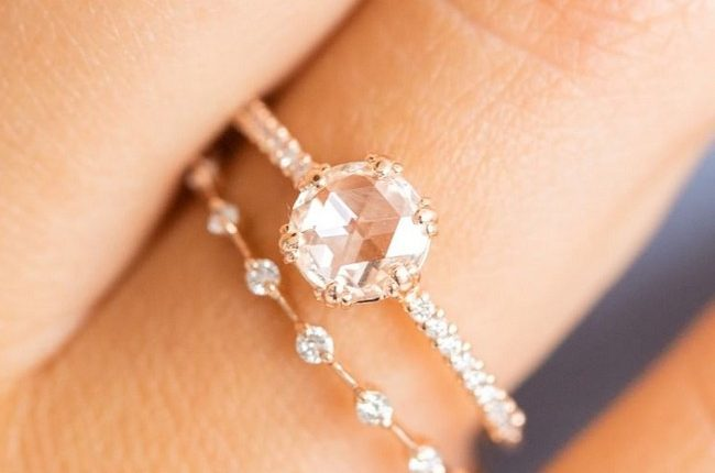 Vintage Engagement Rings and Wedding Bands from Melanie Casey Jewelry 2