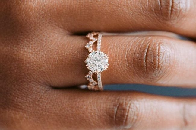 Vintage Engagement Rings and Wedding Bands from Melanie Casey Jewelry 20