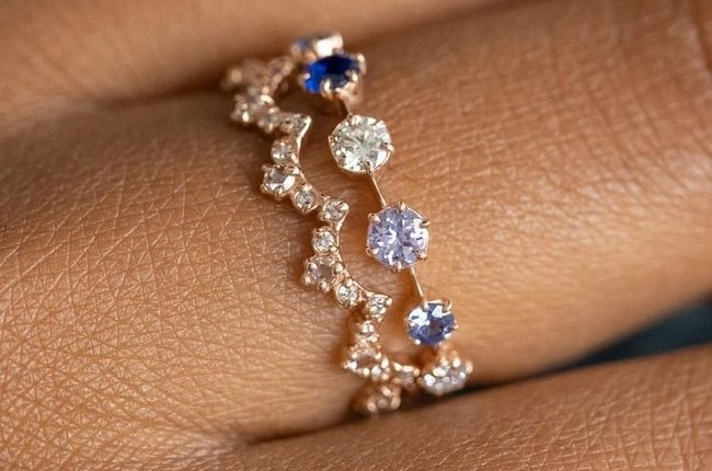 Vintage Engagement Rings and Wedding Bands from Melanie Casey Jewelry 3