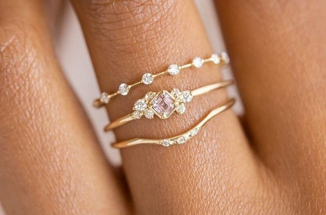 Vintage Engagement Rings and Wedding Bands from Melanie Casey Jewelry 4