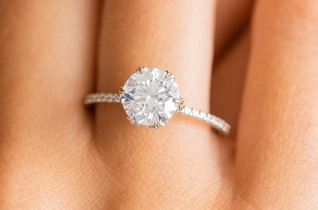 Vintage Engagement Rings and Wedding Bands from Melanie Casey Jewelry 5