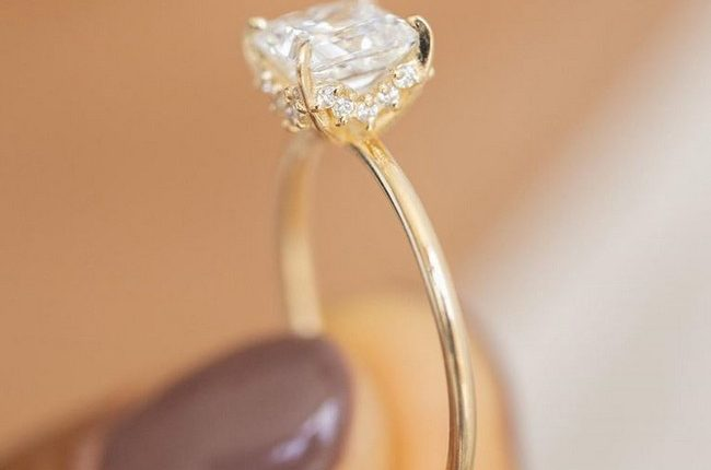 Vintage Engagement Rings and Wedding Bands from Melanie Casey Jewelry 7
