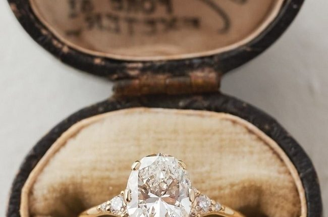 Vintage Engagement Rings and Wedding Bands from Melanie Casey Jewelry 8