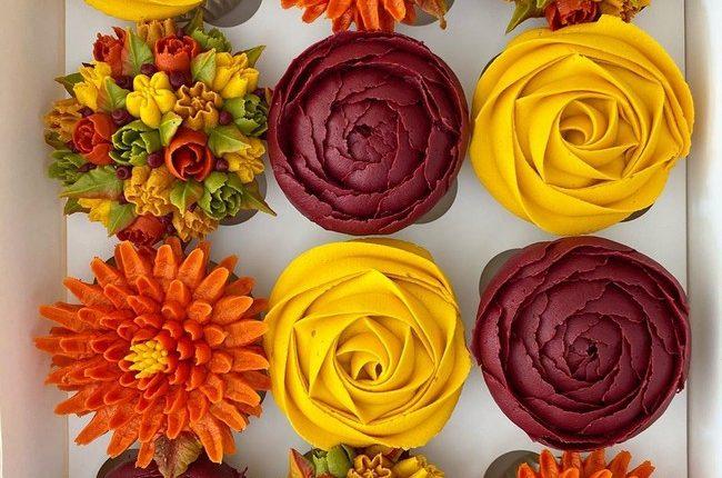kerrys_bouqcakes Wedding Cupcakes 12