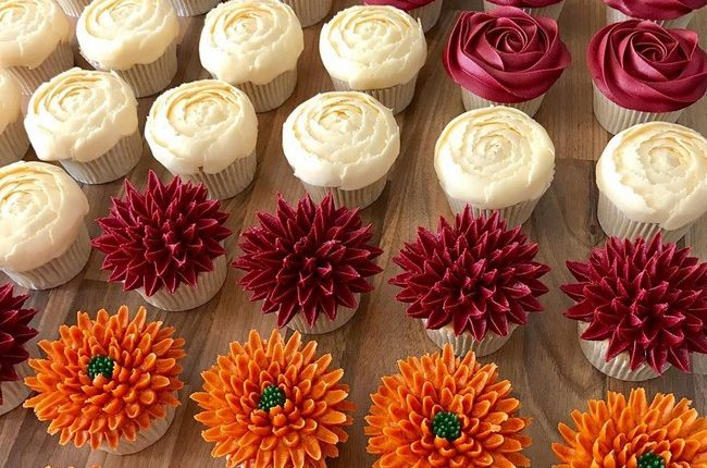 kerrys_bouqcakes Wedding Cupcakes 14