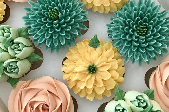 kerrys_bouqcakes Wedding Cupcakes 2
