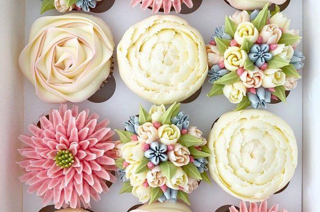 kerrys_bouqcakes Wedding Cupcakes 21