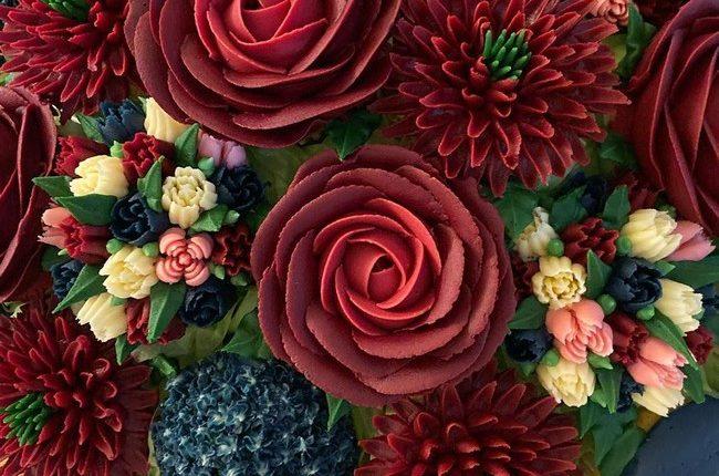 kerrys_bouqcakes Wedding Cupcakes 22
