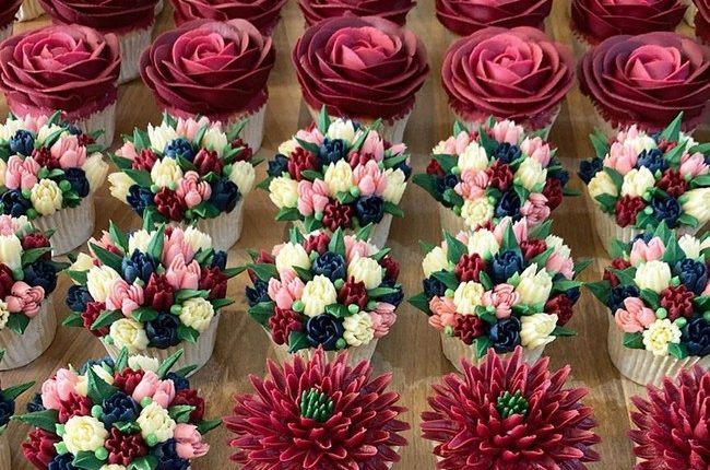 kerrys_bouqcakes Wedding Cupcakes 23