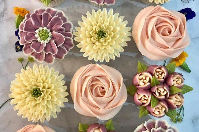 kerrys_bouqcakes Wedding Cupcakes 3