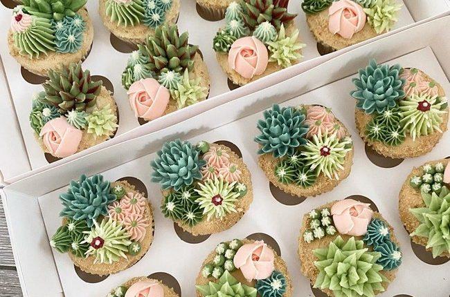 kerrys_bouqcakes Wedding Cupcakes 38