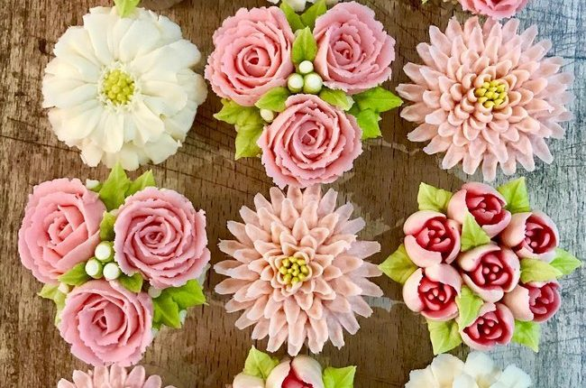 kerrys_bouqcakes Wedding Cupcakes 4