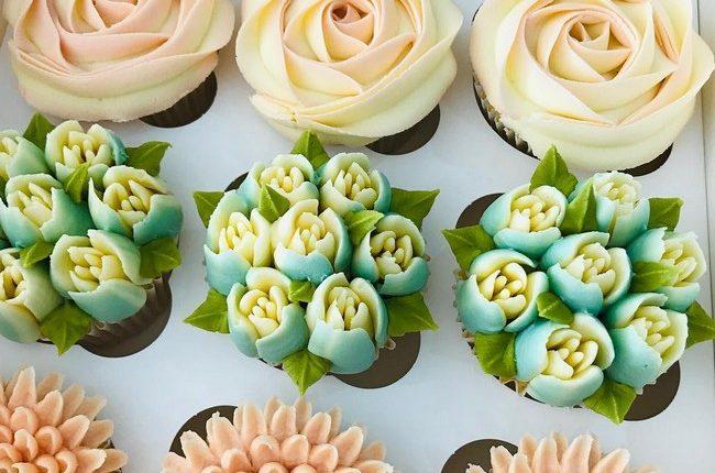 kerrys_bouqcakes Wedding Cupcakes 5