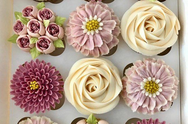 kerrys_bouqcakes Wedding Cupcakes 6