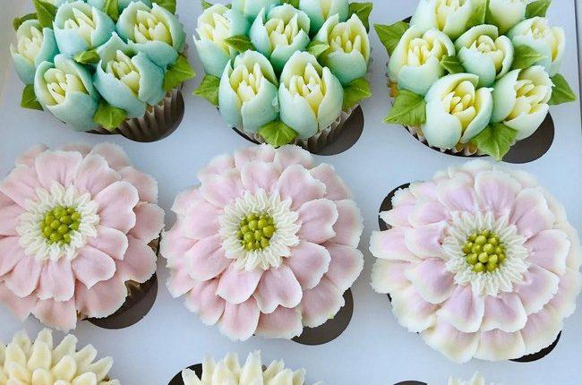 kerrys_bouqcakes Wedding Cupcakes 7