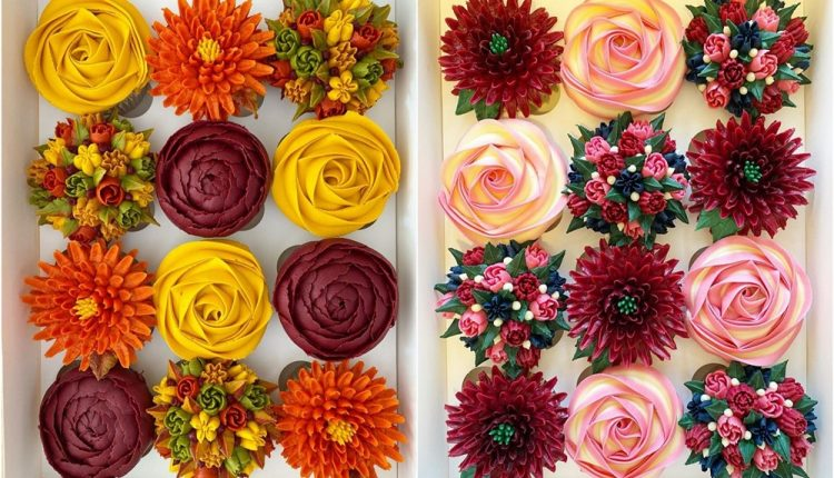 kerrys_bouqcakes Wedding Cupcakes