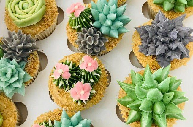 kerrys_bouqcakes Wedding Cupcakes 8