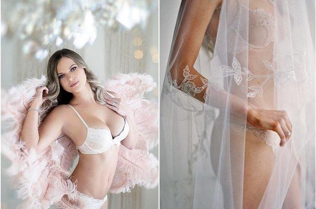 Sexy Bride Wedding Photos for Your Wedding Boudoir Book2